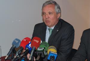 Carlos Garrido toma el testigo de Rafael Gallego como presidente de CEAV