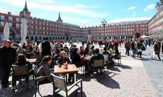Buenas previsiones de TurEspaña para la primavera