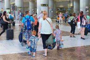 El turista con viaje combinado gasta 150 euros diarios