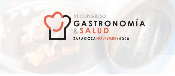 El VI Congreso de Gastronomía y Salud se ha celebrado híbrido en la Cámara de Zaragoza