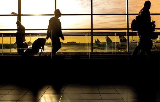 El impacto del Covid-19 en los viajes de negocios es total en todo el mundo