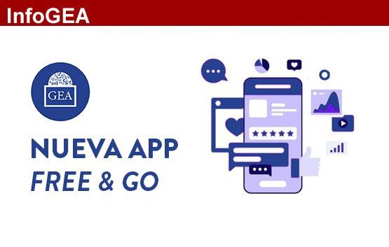 Grupo GEA lanza la nueva aplicación FREE&GO