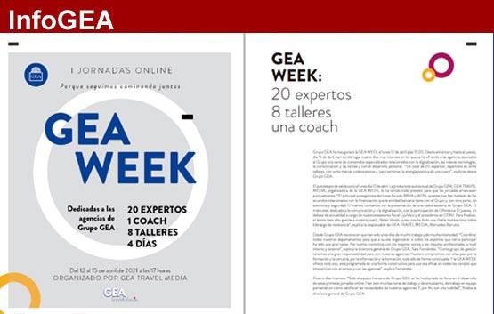 Ya puedes consultar las últimas noticias de Grupo Gea