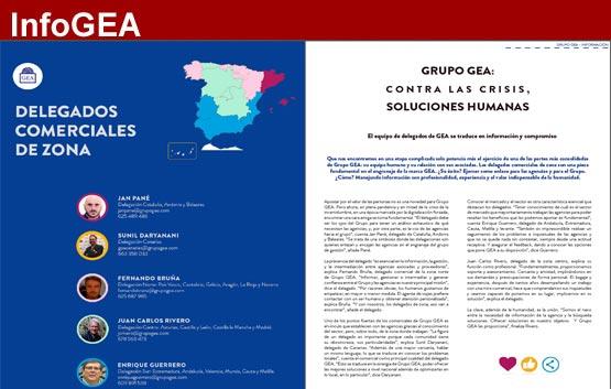 Consulta las últimas noticias de Grupo Gea