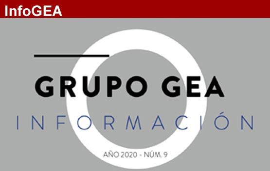 Ya está disponible el cuadernillo nº9 del grupo Gea