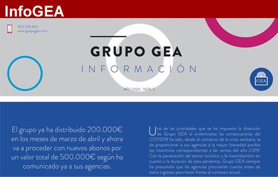 Ya está disponible el cuadernillo nº24 del grupo Gea
