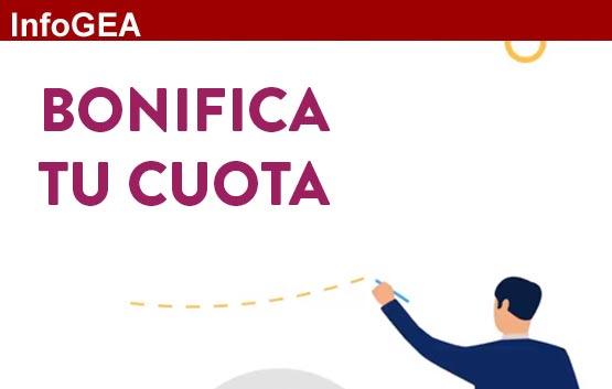 GEA comienza la tercera fase de bonificación de cuotas