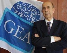 El presidente del Grupo GEA, Prisciliano Fernández.