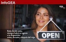 Vídeo: GEA lanza su mensaje para el nuevo año