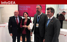 Travelgea Tours, premiada por Iberia en Fitur