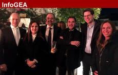 Norwegian Cruise Line premia al Grupo GEA
