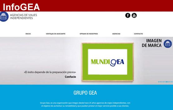 El Grupo GEA refuerza su identidad digital