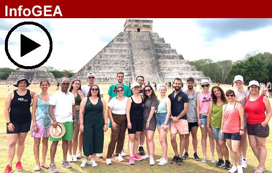 Así fue el fam trip de Soltour a Cancún para agentes de GEA