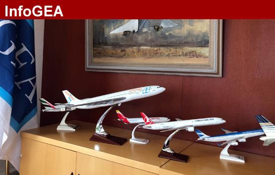 GEA fortalece su negociación con compañías aéreas