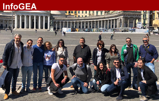 Fam trip GEA: Italia con Imperatore Travel y Volotea