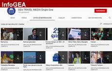 La productora de GEA cierra el año con casi 100 vídeos