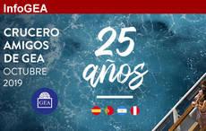 'Cruceros Amigos de GEA' completa su cupo de inscritos