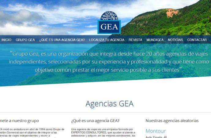 Gea presenta su nuevo 'portal' ante 200 profesionales