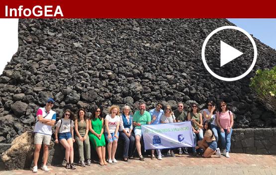 Fam trip de GEA a Lanzarote con THe Hotels y Globalia