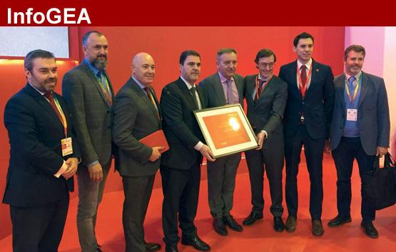 GEA, elegido por Iberia mejor Grupo de Gestión en 2018