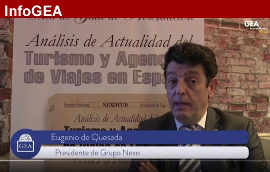 GEA Travelmedia entrevista a Eugenio de Quesada