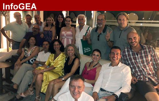 Encuentro de agencias de viajes GEA de Ibiza