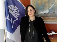 La directora general de Grupo Gea, Sara Fernández.
