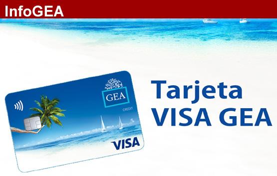 GEA promociona su Tarjeta de crédito entre los asociados