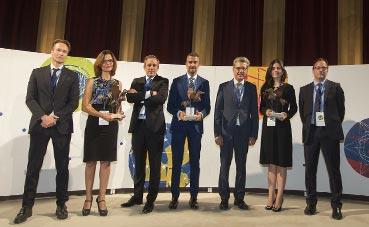 GEBTA España entregas sus Premios 2017