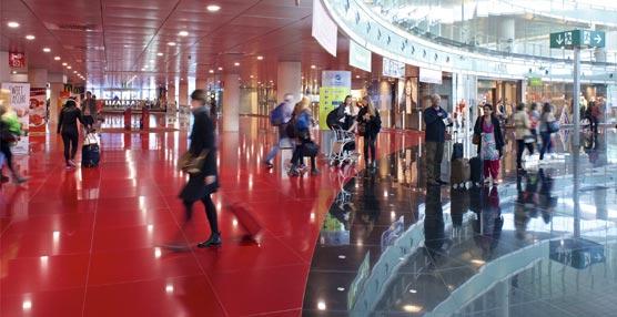 Los viajes de negocio en avión de las empresas catalanas crecen un 5,4% en el primer cuatrimestre del año