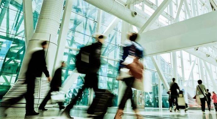 Los pasajeros aéreos sufrirán más atrasos, según A4E