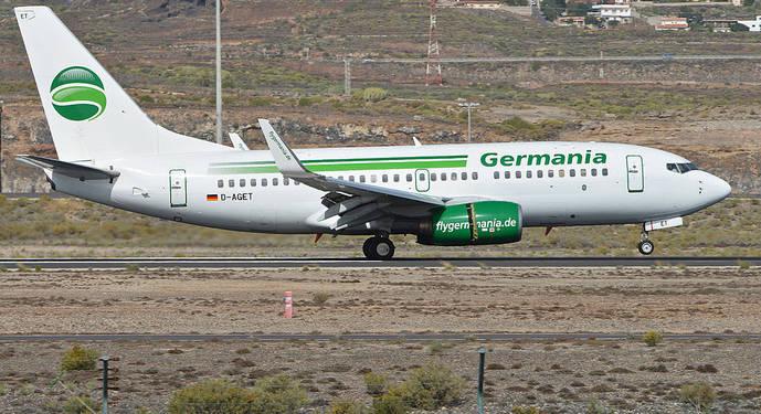 Clamor contra la desprotección de los pasajeros tras la quiebra de Germania