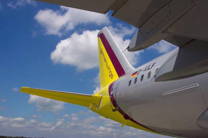 La compañía de 'bajo coste' Germanwings facilita a sus pasajero la tarjeta de embarque 'online'