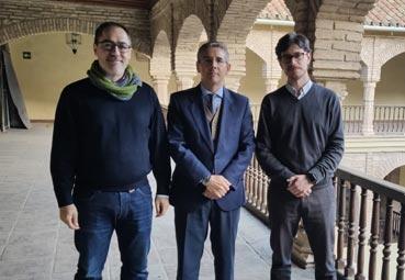 Amasce gestionará el Área Expositiva del Palacio de Córdoba