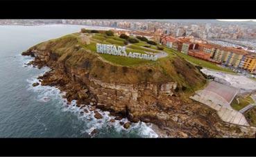 Gijón presenta un nuevo vídeo de promoción MICE