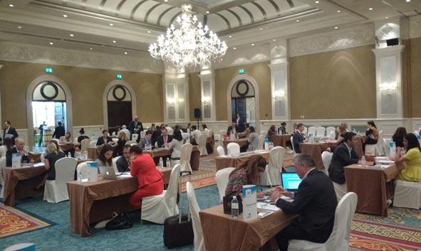 Girona promueve su turismo de negocios en Abu Dhabi