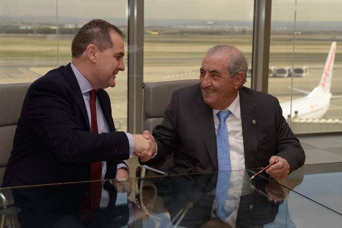 Globalia contará con un hangar en Barajas en 2017