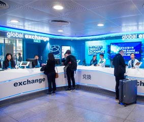 Global Exchange, operador exclusivo de cambio de moneda en el Nuevo Aeropuerto Internacional de Estambul