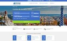 Global Exchange extiende su cambio de divisa a domicilio