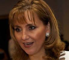 La presidenta de WTTC, Gloria Guevara.
