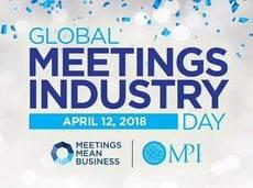 El Global Meetings Industry Day se celebra el 12 de abril