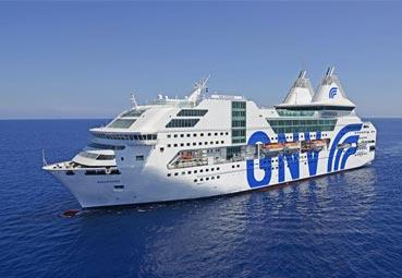 La naviera GNV acoge 30 eventos MICE desde 2016