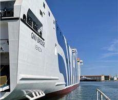 GNV inaugura una conexión entre Barcelona y Menorca