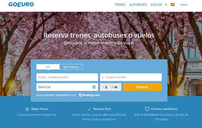 GoEuro se expande en China de la mano del grupo Qunar