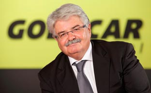Manuel Núñez, nuevo director comercial de Goldcar
