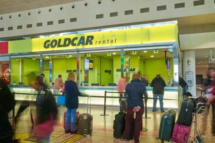 Europcar se hace con Goldcar por 550 millones de euros