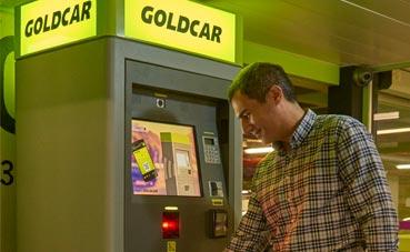 Goldcar presenta en Fitur su innovador sistema Key'n Go