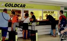 Goldcar apoya la movilidad eléctrica en Baleares