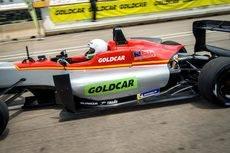 Uno de los vehículos que se han podido probar durante la Racing Experience.