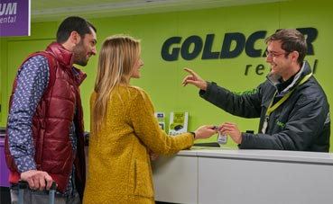 Goldcar abre su tercera oficina en la provincia de Málaga